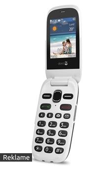 Ældrevenlig telefon